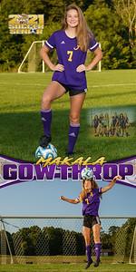 Soccer Makala Gowthrop Banner