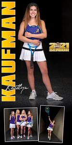 Tennis Banner Kaitlyn Kaufman