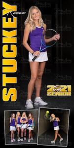 Tennis Banner Reece Stuckey