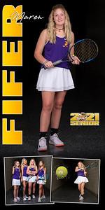 Tennis Banner Maren Fifer