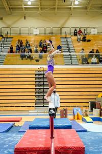Gymnastics Regionals 20210306-0012