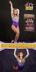 Gymnastics Emma Schoenherr Banner 02