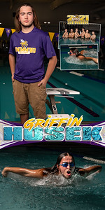 Swim Banner Griffin Hosek