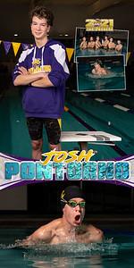 Swim Banner Josh Pontorno