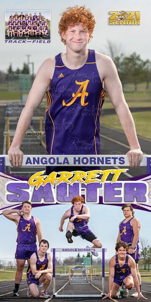 Track Banner Garrett Sauter