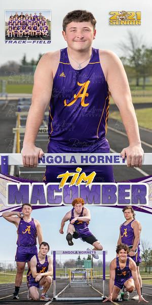 Track Banner Tim Macomber