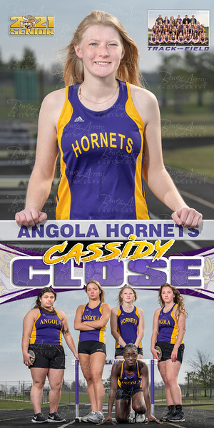 Track Banner Cassidy Close