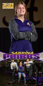 Wrestling Sabrina Phibbs Banner