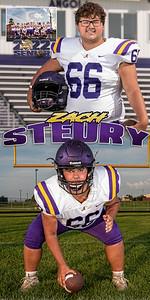 FB Zach Steury Banner