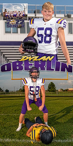 FB Dylan Oberlin Banner