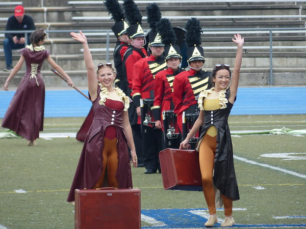 Huron Valley Competition 10.29.16