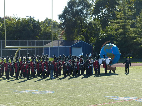 Livonia Franklin Competition 10.09.16
