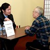 Holy Name Medical Center's Asian Health Services hosted a Mental Health Expo for members of the community.  The event was held in Marian Hall at Holy Name Medical Center, Teaneck NJ on March 12, 2016.  Photo by Danielle Richards