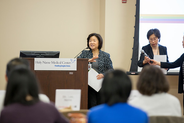The Chinese Medical Program at Holy Name Medical Center hosted a healthy lifestyle expo at Holy Name Medical Center in Teaneck, NJ on April 9, 2016.  Photo by Victoria Matthews/Holy Name Medical Center