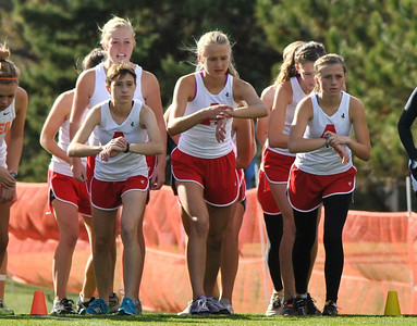 Conference Meet at Elk River 10-11-12