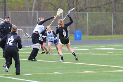 AHS Ladies Lacrosse 2012