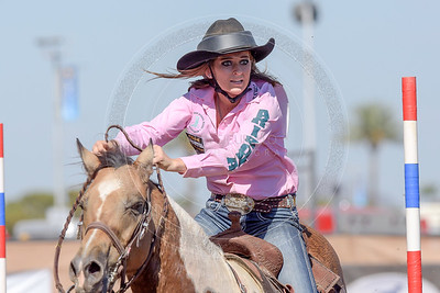 AHARA (Arizona High School Rodeo Association) Arizona State Fairgrounds Thursday October 19th 2017
