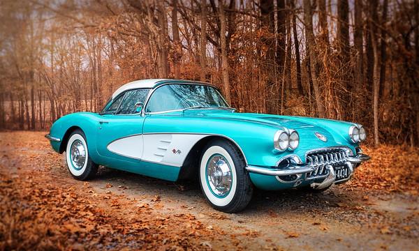 '58 Corvette..