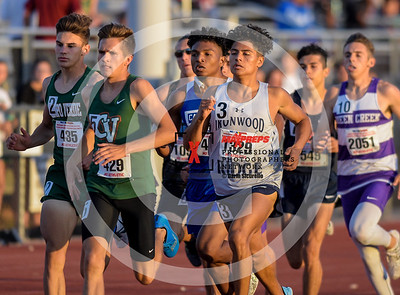 Arizona AIA State Track and Field Championship 2018 (High School) Preliminaries Boys Running 800 meters