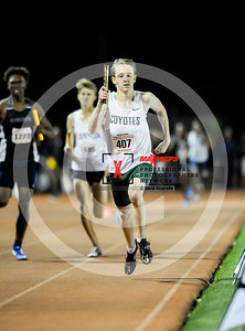 Arizona AIA State Track and Field Championship 2018 (High School) Preliminaries Boys Running 400x4