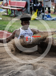 Arizona AIA State Track and Field Championship 2018 (High School) Preliminaries Boys Field Triple Jump