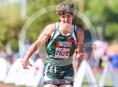 Arizona AIA State Track and Field Championships 2018 (High School) Boys Running 100 Meter Dash