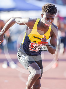 Arizona AIA State Track and Field Championships 2018 (High School) Boys Running 400 Meter Dash