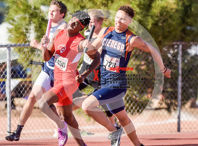 Arizona AIA State Track and Field Championships 2018 (High School) Boys Running 4x400 Relay