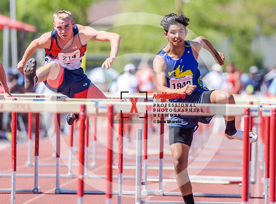 Arizona AIA State Track and Field Championships 2018 (High School) Boys Running Boys Running Hurdles