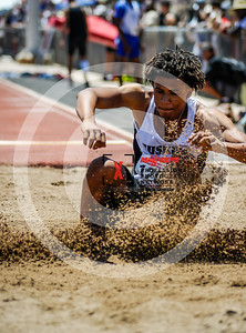 Arizona AIA State Track and Field Championships 2018 (High School) Boys Running Boys Field Long Jump