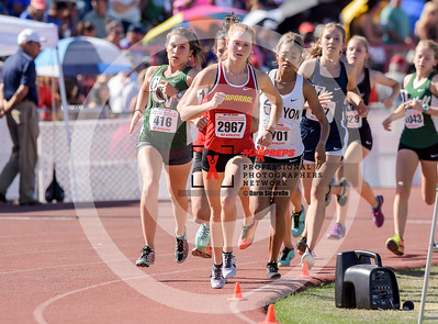 Arizona AIA State Track and Field Championships 2018 (High School) Girls Running Girls Running 1600 Meter