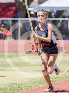 Arizona AIA State Track and Field Championships 2018 (High School)  Girls Field Pole Vault