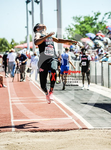 Arizona AIA State Track and Field Championship 2018 (High School) Preliminaries Boys Field Long Jump