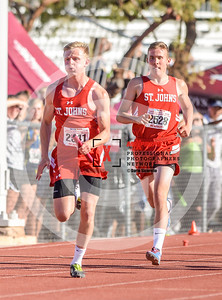 Arizona AIA State Track and Field Championship 2018 (High School) Preliminaries Boys Running  400 relay