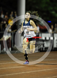Arizona AIA State Track and Field Championship 2018 (High School) Preliminaries Girls Running 400x4  relay