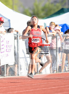Arizona AIA State Track and Field Championship 2018 (High School) Preliminaries Girls 400 Meter Dash