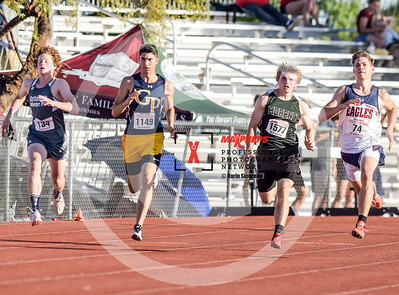 Arizona AIA State Track and Field Championship 2018 (High School) Preliminaries Boys Running  400 meter dash,