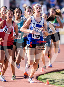 Arizona AIA State Track and Field Championship 2018 (High School) Preliminaries Girls Running 1600 meter