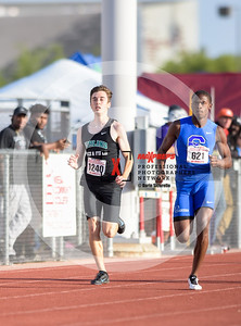 Arizona AIA State Track and Field Championship 2018 (High School) Preliminaries Boys Running DASH 400 meter
