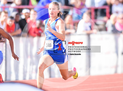 Arizona AIA State Track and Field Championship 2018 (High School) Preliminaries Girls Field Running  100 meter dash
