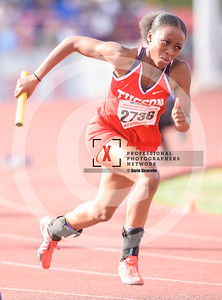 Arizona AIA State Track and Field Championship 2018 (High School) Preliminaries Girls Field Running Relay