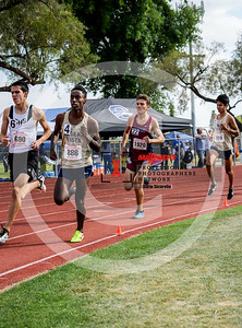 Arizona AIA State Track and Field Championship 2018 (High School) Preliminaries Boys Running 1600 meters
