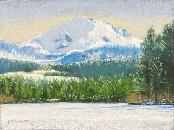Mt. Lassen Quietude
