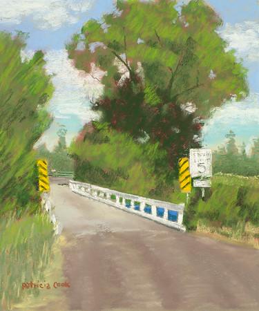 Crossing Fall River