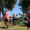 AIDS/ LifeCycle bike ride