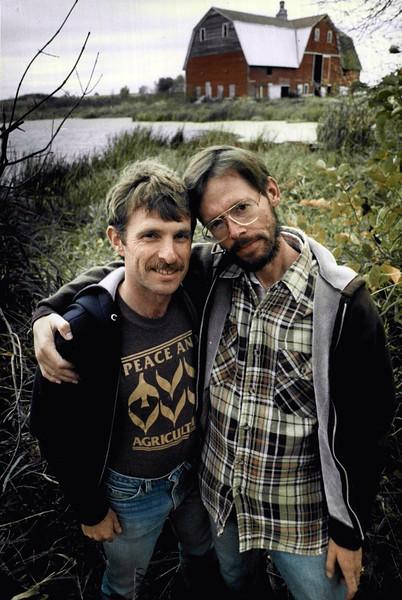 Hanson and Henningson at Farm