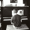 Henningson Alone at Piano