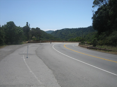 Training Ride - Nicasio Revisited