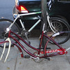 Pre Ride - An unfortunate mishap or perhaps art.