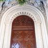 Pre Ride - Door to Mission Dolores.